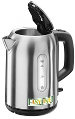 Kettle and electric knife