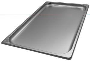 GST1/1P020 Récipient Gastronorm 1 / 1 h20 mm en acier inox AISI 304