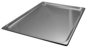 GST2/1P020 Container Gastronorm 2 / 1 h20 mm en acier inox AISI 304