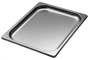 GST1/2P020 Récipient Gastronorm 1 / 2 h20 mm en acier inox AISI 304