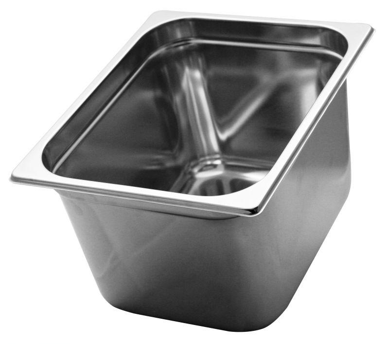 Coperchio per vaschetta bacinella in policarbonato alimenti frigo cm 325x265