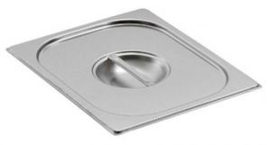CPR1 / Lid 6 1 / 6 in stainless steel AISI 304