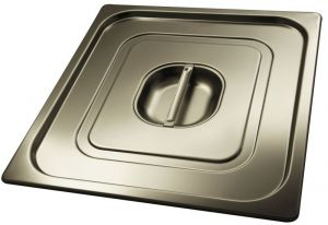 CPR2 / 3 cover 2 / 3 in stainless steel AISI 304 stainless steel AISI 304