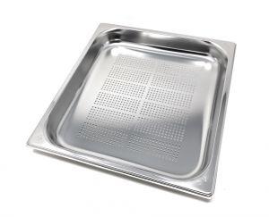 GST2/3P040F contenedores Gastronorm 2 / 3 h40 perforada de acero inoxidable AISI 304