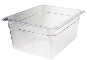 GST1/2P200P Gastronorm Container 1 / 2 h200 polycarbonate