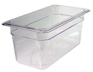 GST1/3P100P Gastronorm Container 1 / 3 h. 100 polycarbonate