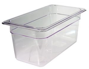GST1/3P200P Gastronorm Container 1 / 3 h. 200 polycarbonate