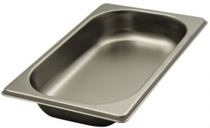GST1/4P040 contenedores Gastronorm 1 / 4 h40 acero inoxidable AISI 304