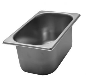 VG261612 stainless steel ice cream container 260x160x h120 mm