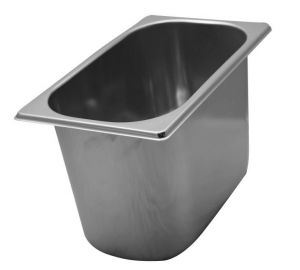 VG261617 stainless steel ice cream container 260x160x h170 mm