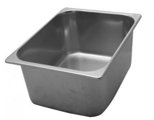 VG332518 stainless steel ice cream container 330x250x h180mm