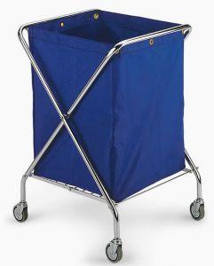 00004055 Cesta de lavandería para exportación de polvo - 150 Lt