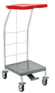 00004161 Dust 4161 carrito de lino con pedal - 70 L