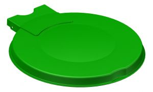 00004275 BASKET COVER - MEADOW GREEN