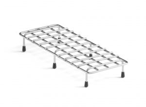 L860715 GRID FOR TRAY EROY - GRAY