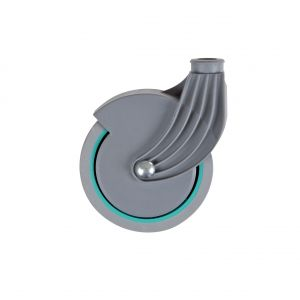 S040200 WHEEL 80 MM WITHOUT PIN