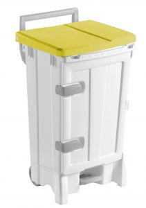 S080783 OPEN-UP LID - YELLOW