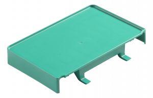 T030370 GREEN REGGI-SACK - GREEN PLATE