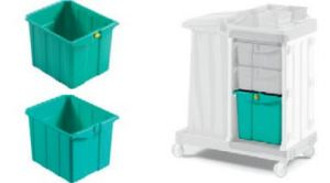T090783 MAGIC DRAWER 40 L - GREEN - WITHOUT KEY