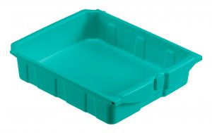 T090785 MAGIC DRAWER 10 L - GREEN - WITHOUT KEY