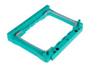 T090871 Portasacco Magic 150 L Centrale - Verde - Attacco