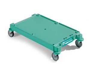 T291302 Base Green Line Piccola - Verde - Ruote per EstERn