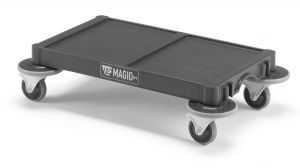 T99070E33 BIG MAGICART BASE WITH BUMPERS - ANTHRACITE - R