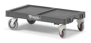 T99070E54 BIG MAGICART BASE - ANTHRACITE - AXIAL WHEELS E