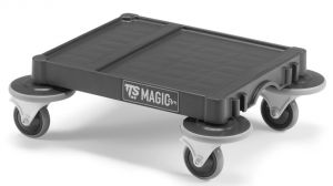 T99080E32 SMALL MAGICART BASE WITH BUMPERS - ANTHRACITE -