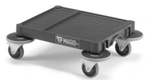 T99080E33 SMALL MAGICART BASE WITH BUMPERS - ANTHRACITE -
