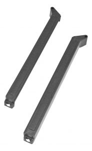 T990927 STOPPER SHELF FOR CLOSED MAGICART - ANTHRACITE - YES