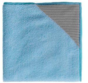 TCH104029 Panno Dual-T - Blu - 40 Confezioni da 5 pezzi - 40 cm X 40cm