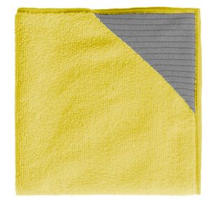TCH104030 DUAL-T CLOTH - YELLOW - 1 PACKAGE FROM 5 PCS. - 40 CM X