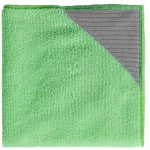 TCH104049 Panno Dual-T - Verde - 40 Confezione da 5 pezzi - 40 X 40 cm
