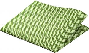 TCH603040 BASIC-T CLOTH - WHITE-GREEN - 1 CONF FROM 10P - 40