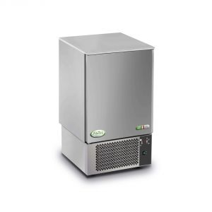 Cellule de refroidissement rapide FABBT10 TOUCH - 10 plateaux