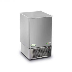 Equipo de congelación rápida digital FABBT10 TOUCH - 10 bandejas