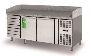 FBR2610TN - Contador de pizzas refrigeradas - Lt 580- Sin vitrina