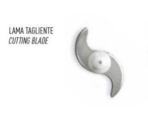 FCU198S Serrated - toothed blade for L5-L8 2 speed cutter 1400/2800 Fama