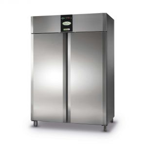 FFR1400BT - Gabinete refrigerado VENTILADO GN2 / 1 - 6 GRIDS - 0,7Kw - Negativo