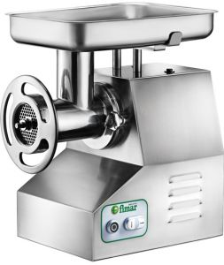 32TNMG Electric meat mincer with cast iron mincing group - Single phase