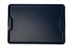GEN-100903 Polypropylene tray - Ergonomic collection - Euronorm - External measures 53x37 cm