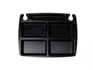 GEN-101003 Polypropylene tray - Designer Collection - Mini Party - External measures 31X23.5 cm