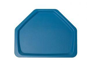 GEN-102001 Vassoio in polipropilene - Collezione Classic - Fast Food Trapezio -  Misure esterne 41,5x32,5 cm