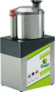 CL5T Cutter électrique 750W 1400 tr / min capacité 5 litres - Triphasé