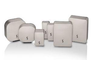 T105820 Dispenser di carta igienica interfogliata 500 fogli acciaio inox AISI 304 satinato