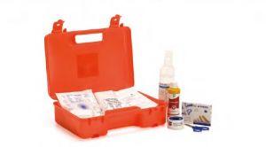 T702518 Valigia+ pacco medicazione fino a 2 lavoratori