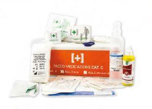 T702590 Paquete de medicación para hasta 2 trabajadores