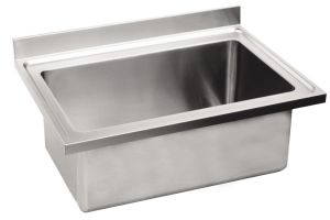 LV6013 Top pot wash sink Aisi304 stainless steel dim.1300X600 single bowl