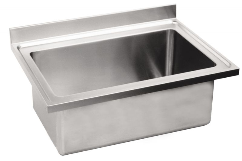 LV6023 Top Pot Wash Sink Aisi304 Stainless Steel Dim.1500X600 Single Bowl  ...
